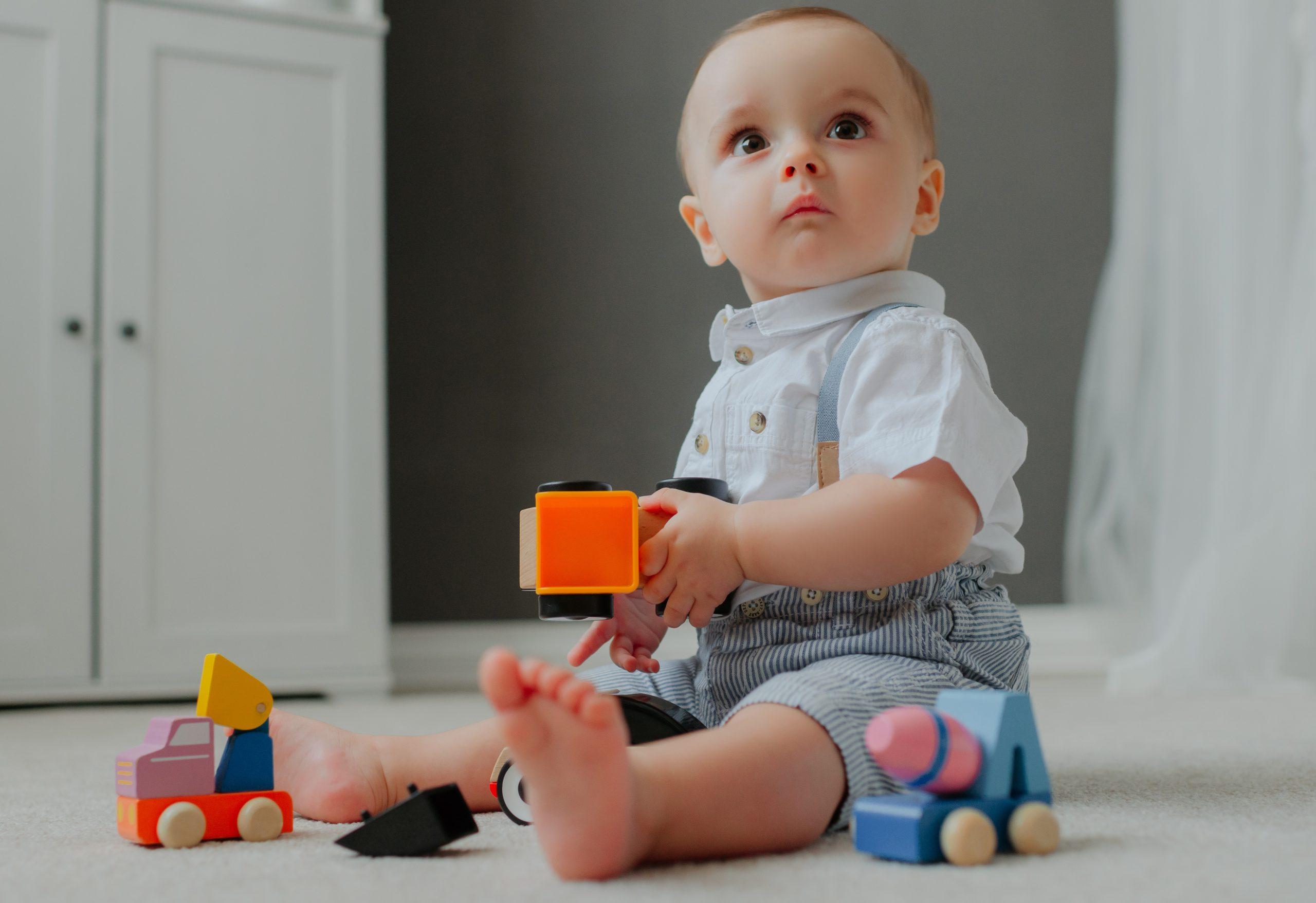 Hora de brincar – Brinquedos e Segurança