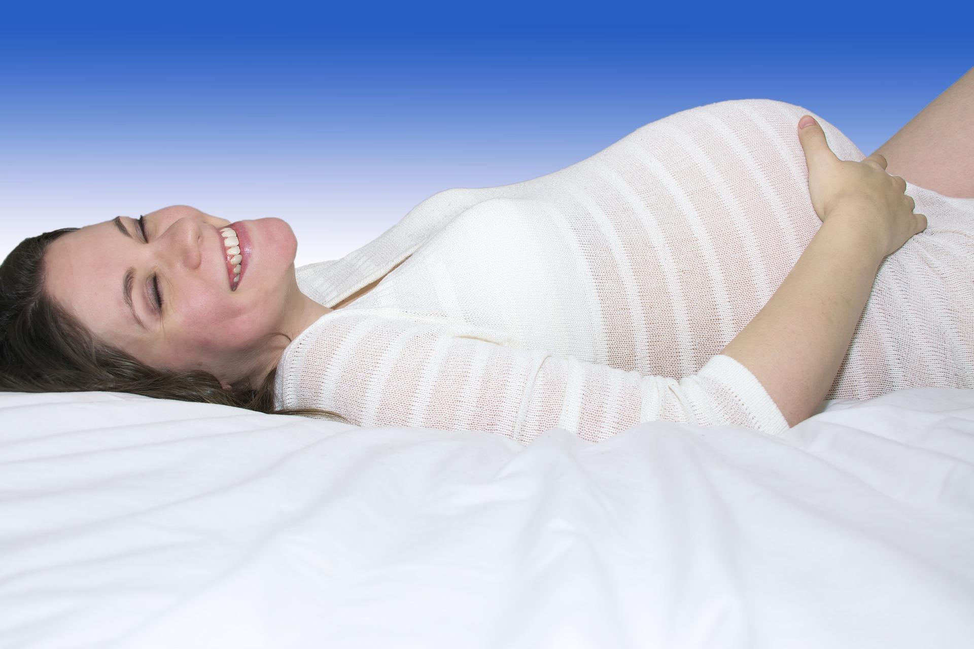 Dormir durante a gravidez – Em busca de conforto