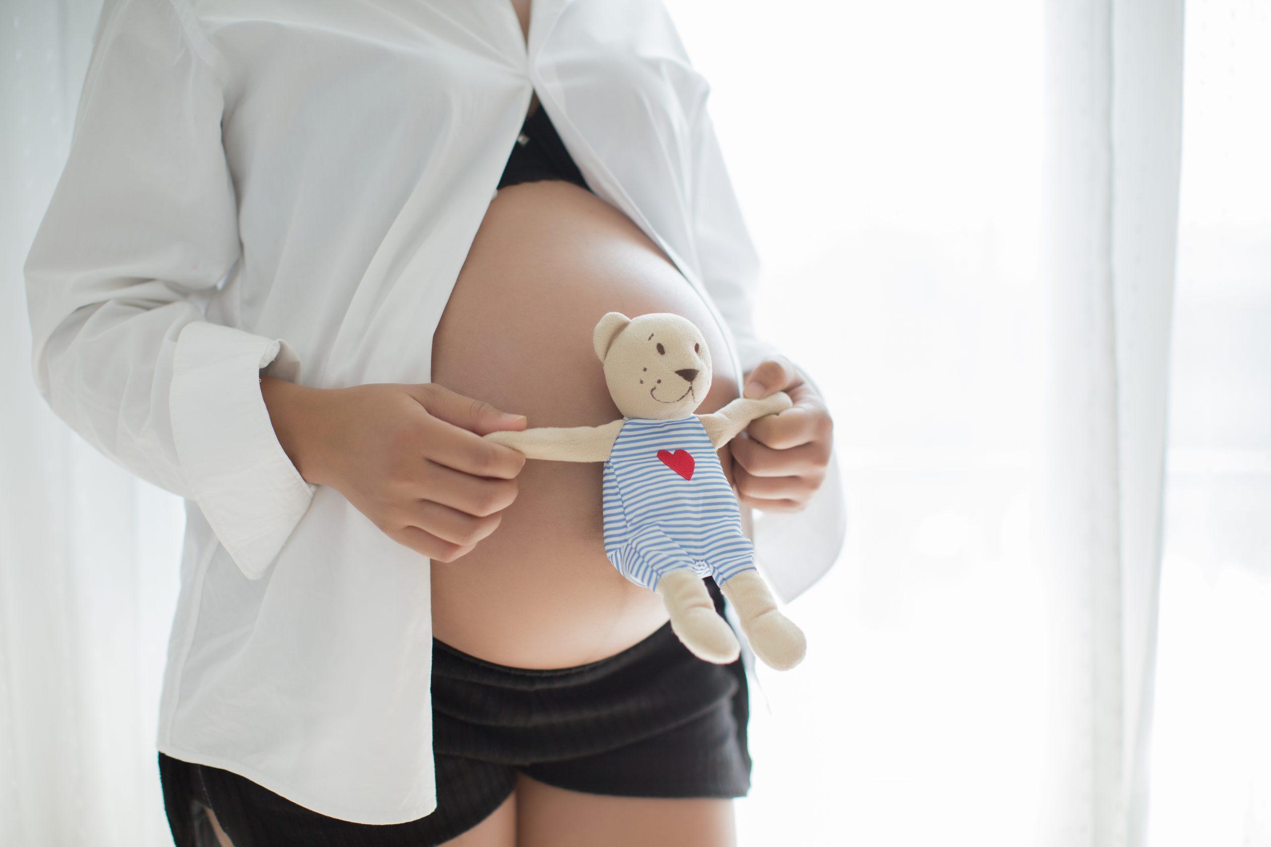 O meu bebé tem o peso de uma meloa