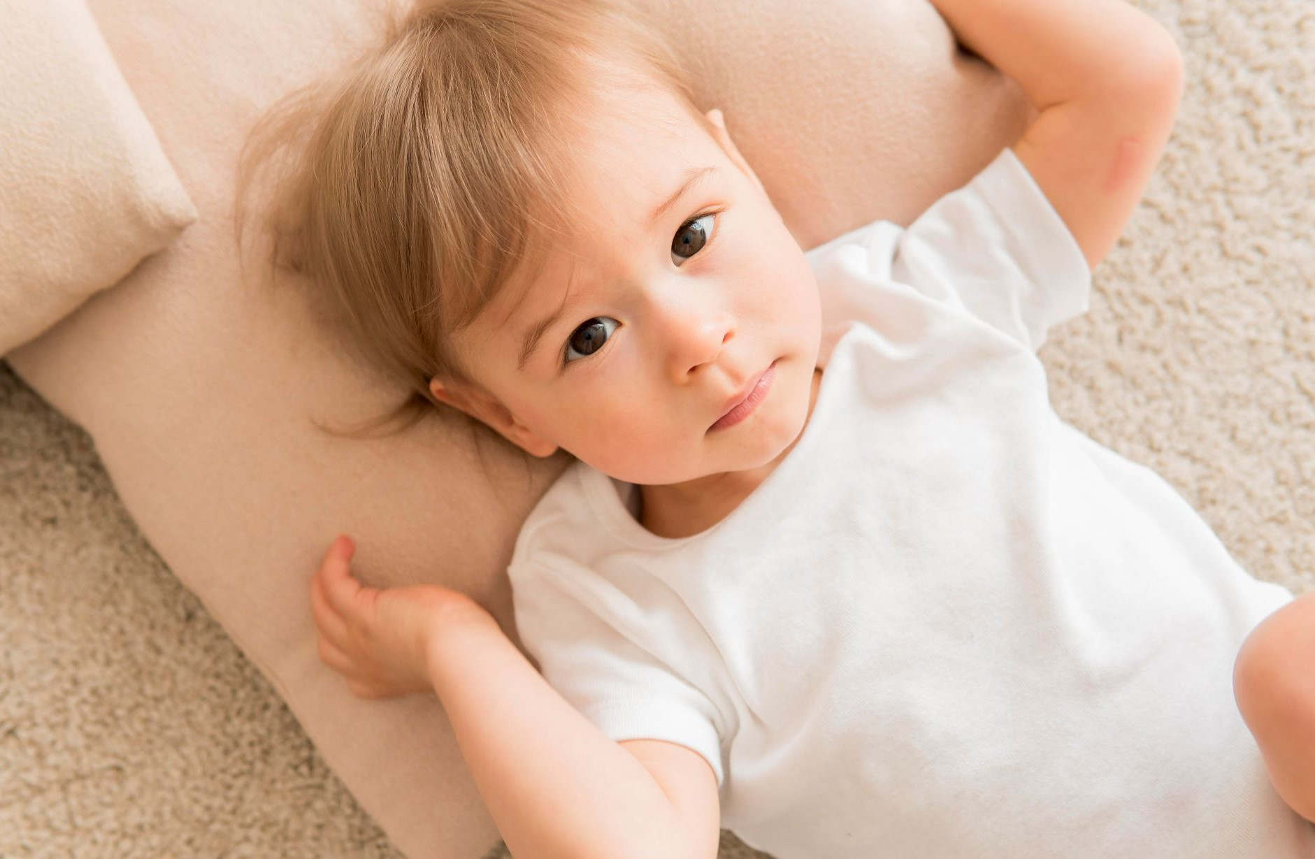 As crianças e a constipação: sinais e sintomas