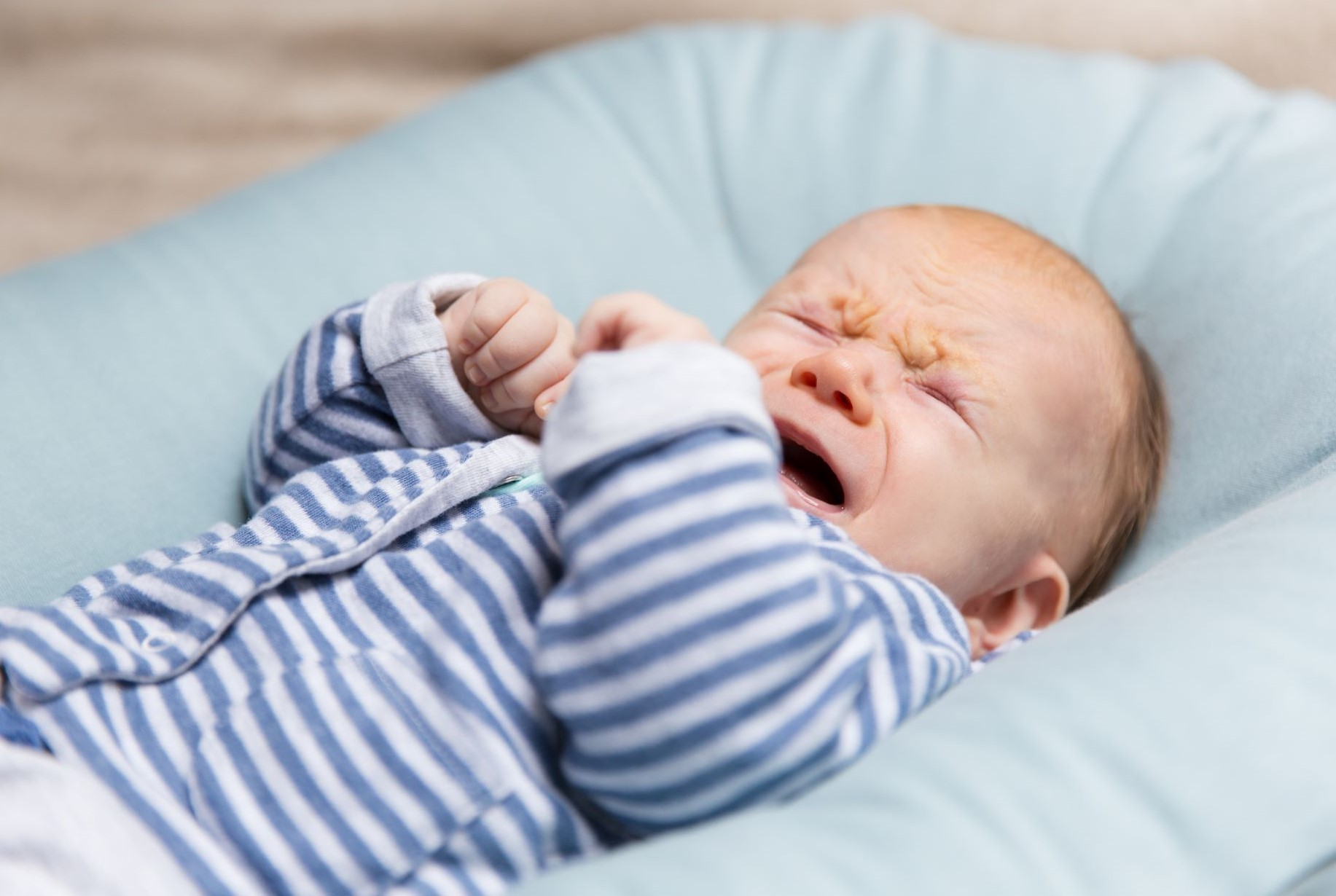 A obstipação no bebé e na criança