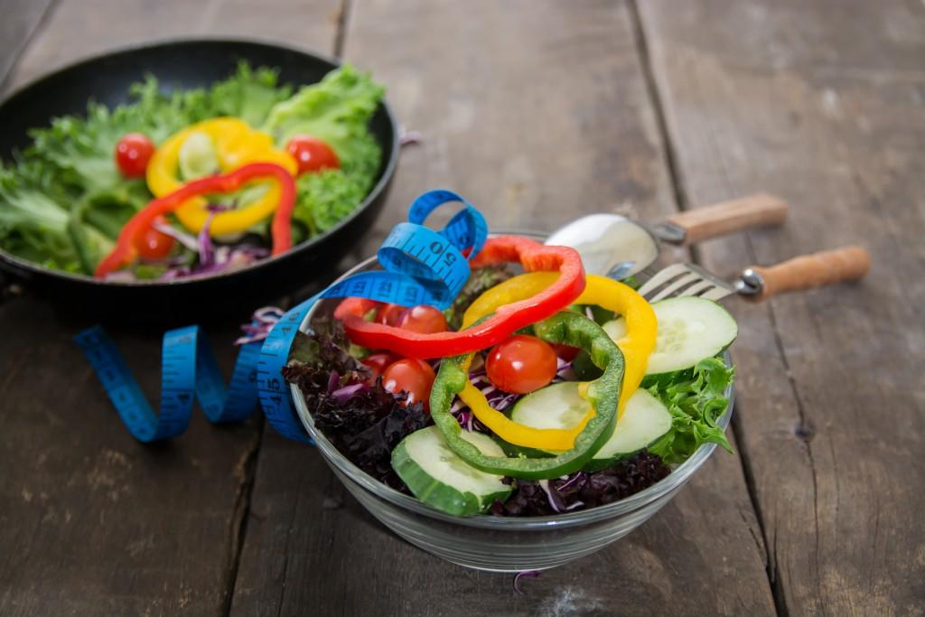 A importância dos hortofrutícolas na dieta