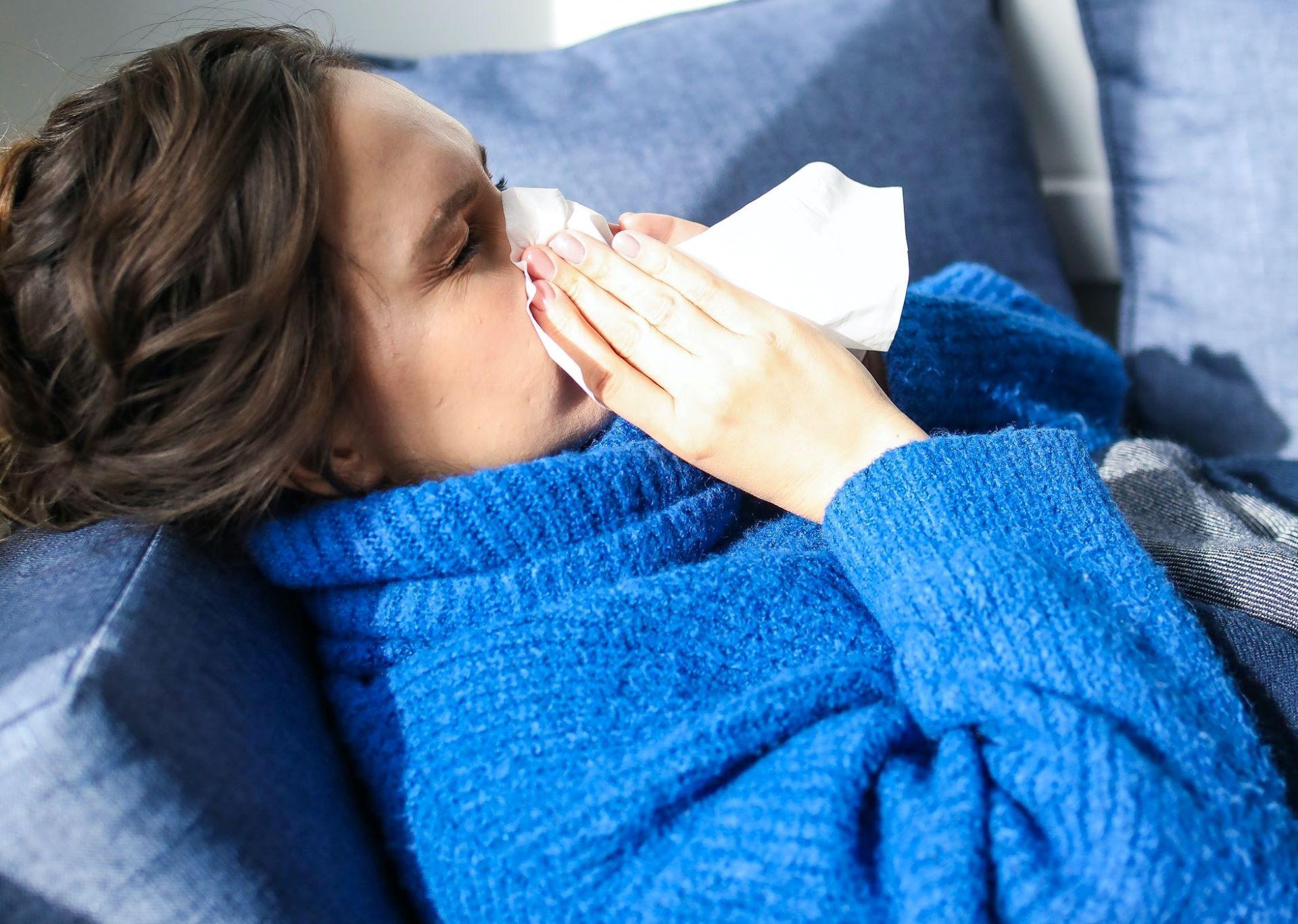 Grávida e com gripe? Saiba o que fazer