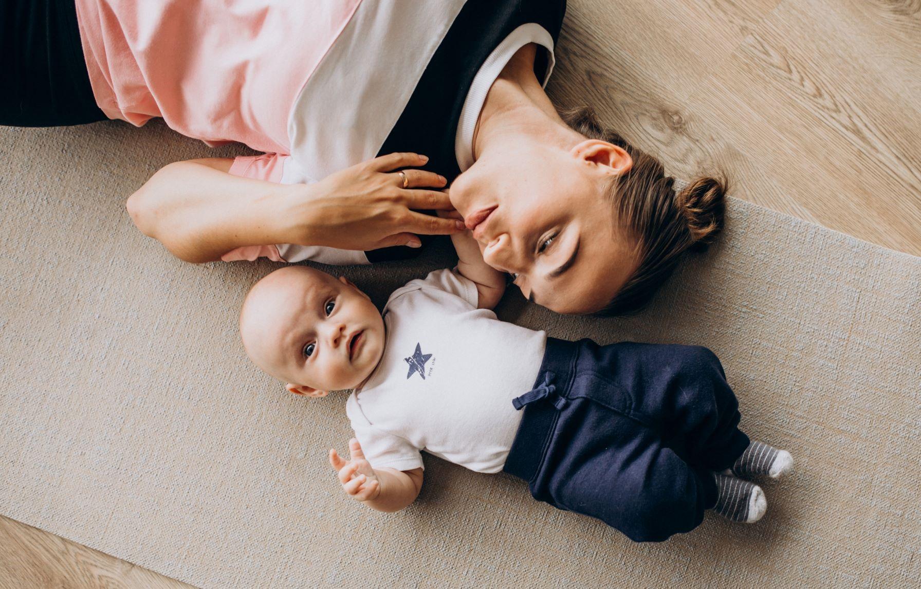 Pós-parto e abdominais