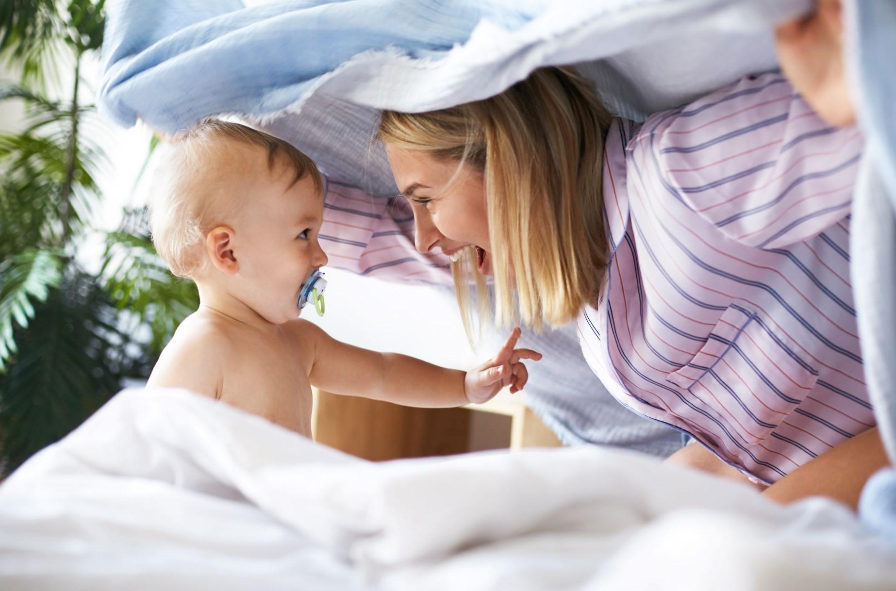 O sono e a vigília em cada fase da vida do bebé